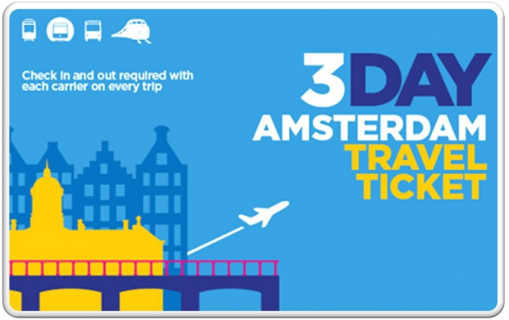 Amsterdam Travel Card