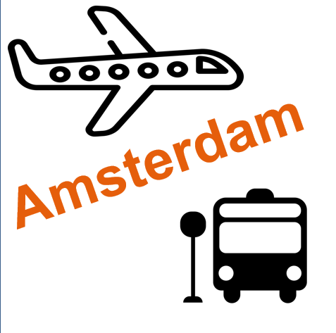 Airport Express Bus Connexxion 397 Schiphol