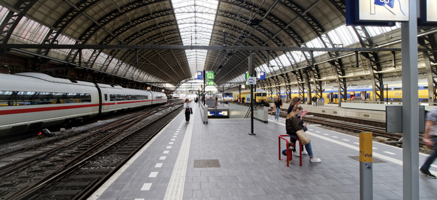 Amsterdam Centraal Station ticket price