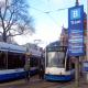 Tram Straßenbahn Bahnhof