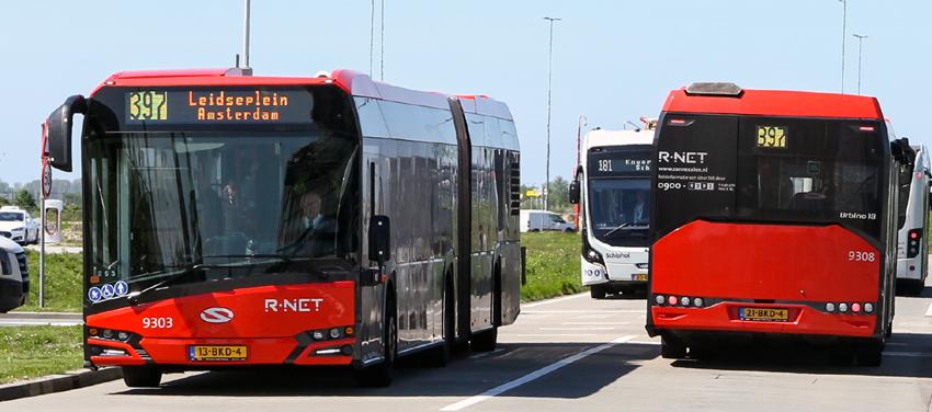 Trasferimento dall'aeroporto Autobus espresso per il centro città