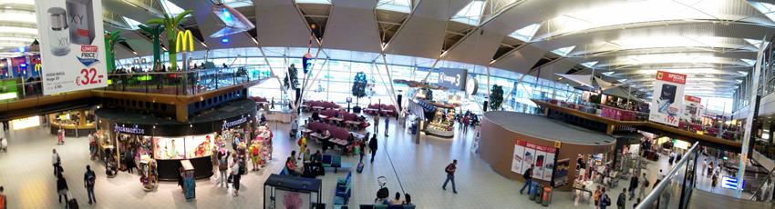 Shopping nell'aeroporto di Schiphol Shopping nei duty free