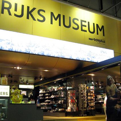 Amsterdam Schiphol Aeroporto Rijksmuseum