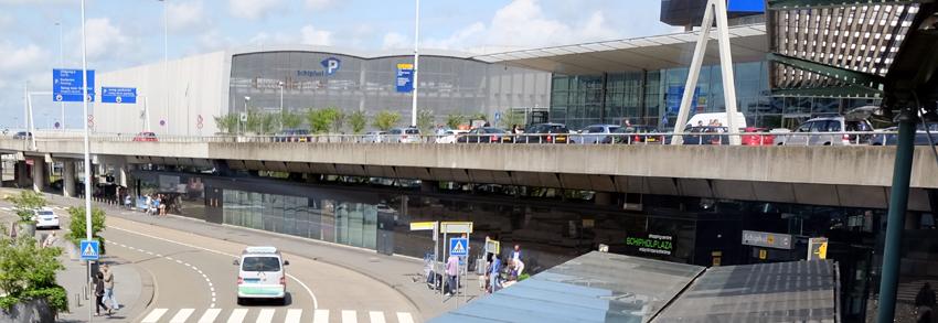 Taxi Shuttle Amsterdam Schiphol Aeroporto